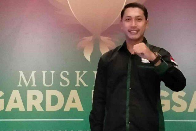 PSU Pilgub, Garda Bangsa Jambi Siap Kawal Kemenangan Al Haris-Sani