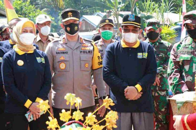 Bupati Anwar Dampingi Pj Gubernur Jambi Peringati Hari Air Dunia ke-29
