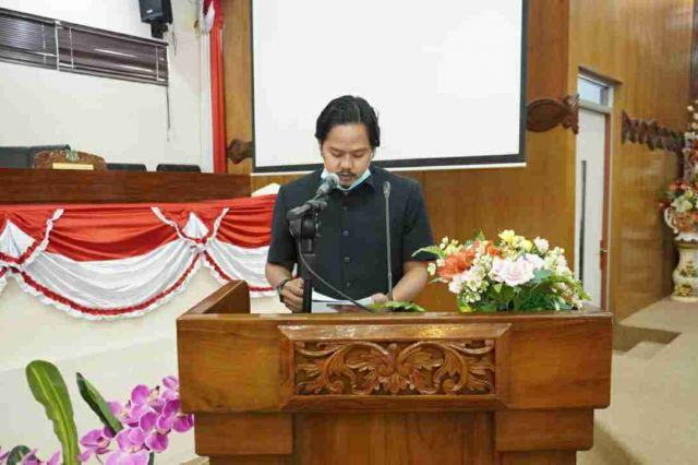 Jabat Ketua Komisi II, Yogi Janjikan Sering Dialog dengan Mitra Kerja Pemkab