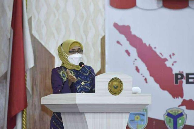 Pj Gubernur Minta Tingkatkan Kinerja Rencana Aksi Pencegahan Korupsi