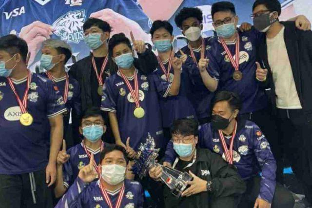 Kalahkan Bigetron Alpha, EVOS Legends Juara MPL Indonesia Season 7