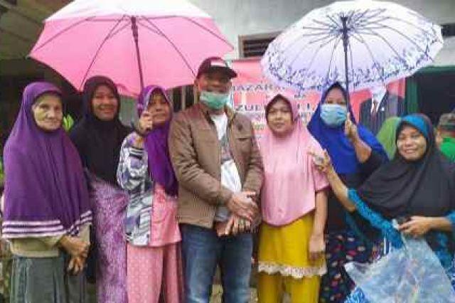 Anggota DPRD Muaro Jambi Gelar Bazar Ikan Nila Murah
