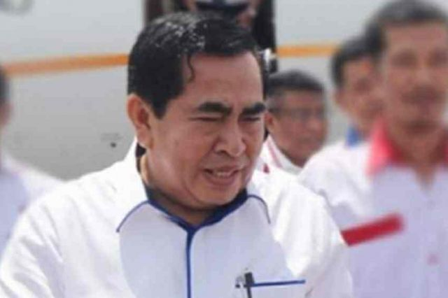 DPD Demokrat Jambi Benarkan AJB Mengundurkan Diri