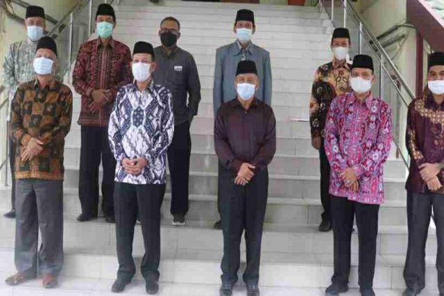 Imbauan Bersama Salat Idul Fitri 1442 H di Provinsi Jambi