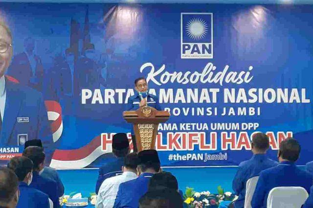PSU Pilgub Jambi, H. Bakri: Kemenangan Akan Kita Rebut Kembali