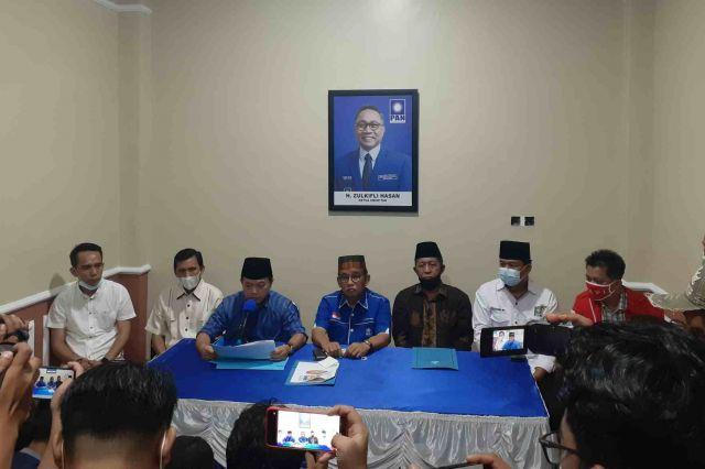 Unggul di PSU Pilgub Jambi, Al Haris: Hasil Ini Adalah Raihan Rakyat Jambi