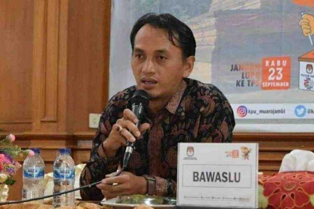 PSU Lancar, Ketua Bawaslu Muaro Jambi: Terima Kasih Kapolda, Danrem dan Semua Pihak
