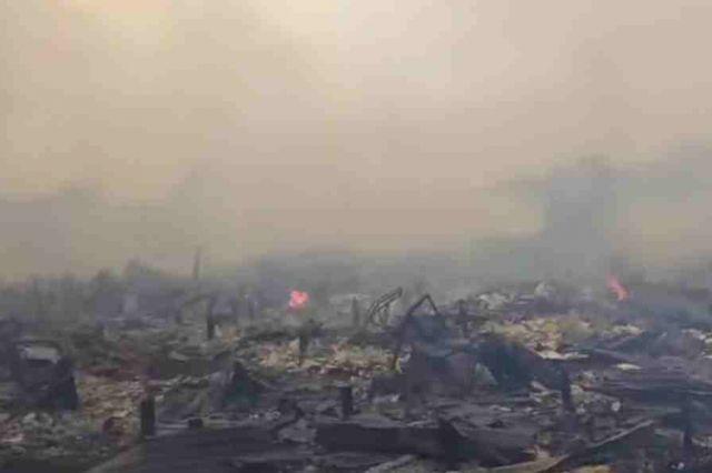Tanjab Timur Kembali Berduka, Ratusan Rumah di Menteng Hangus Terbakar