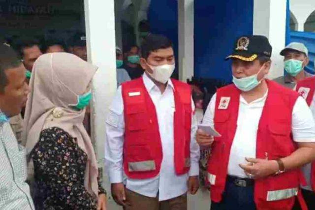 PMI Provinsi Jambi Salurkan Bantuan untuk Korban Kebakaran di Mendahara Tengah