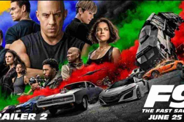 Film Fast and Furious 9, Ancaman Masa Lalu Dom