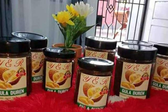 Viral, Gula Durian Jambi Milik Khoiron Fauzi