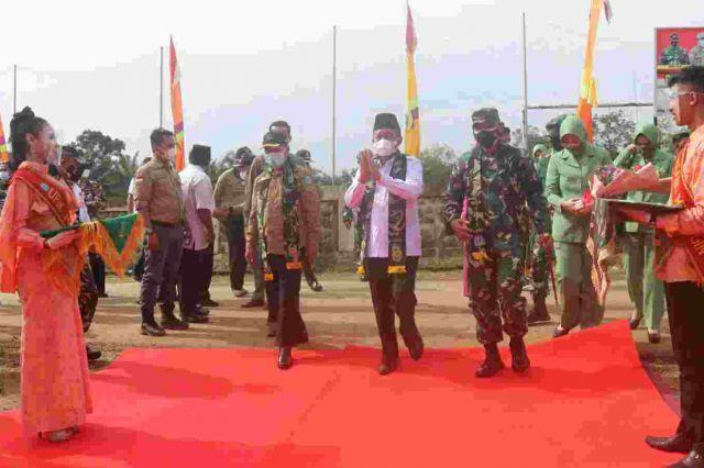 Abdullah Sani: TMMD Wujud Sinergitas Pemerintah Daerah dengan TNI Percepat Akselerasi Pembangunan