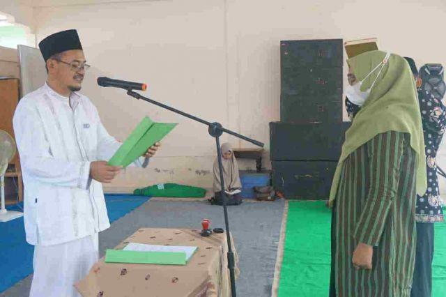 Demisioner Ketua Kopri PKC PMII Jambi Jadi Kepala Sekolah SMA