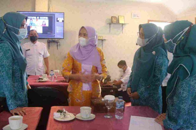 Hj Hesnidar Minta Pokja 1 TP PKK Kawal Program Cegah Perkawinan Anak Sampai ke Desa