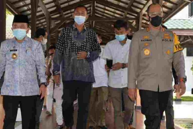 Pemprov Jambi Persiapkan Gedung LPMP Jadi Rumah Isolasi Mandiri Pasien Covid-19