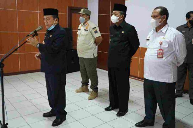 Gubernur Al Haris: Kemampuan Satpol PP Perlu Peningkatan