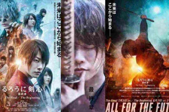 Sinopsis Film Rurouni Kensin The Final, Kisah Pendekar Pedang Legendaris