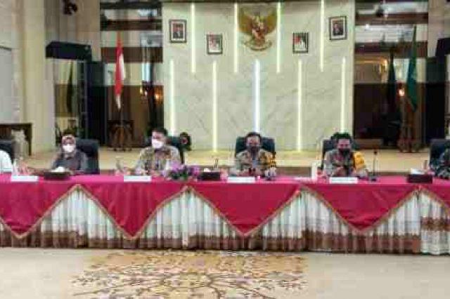 Pengetatan Tidak Diperpanjang, Ini Intruksi Lengkap Walikota Terkait PPKM Level 4 Kota Jambi