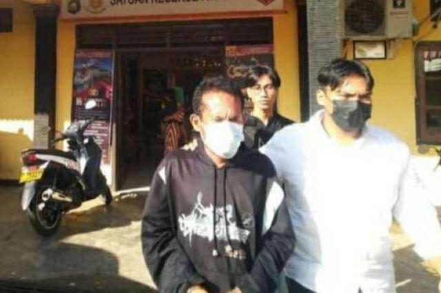 Polisi Tangkap Ayah Aniaya Anak di Tanjab Timur