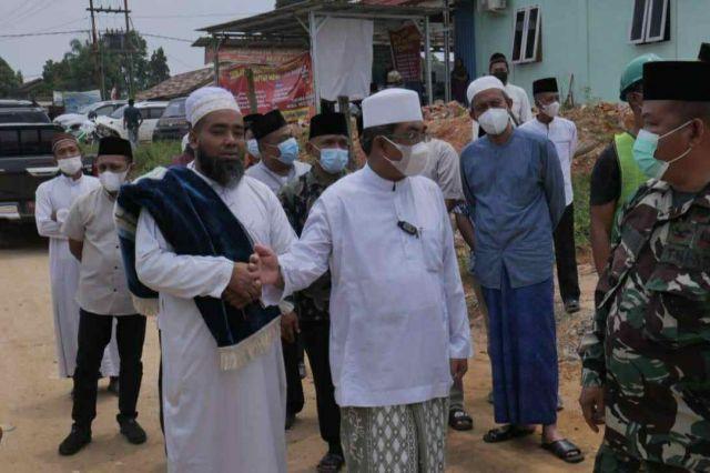 Jelang Pelaksanaan MTQ ke-50 Provinsi Jambi, Akses Keluar Masuk Kuala Tungkal Akan Diperketat