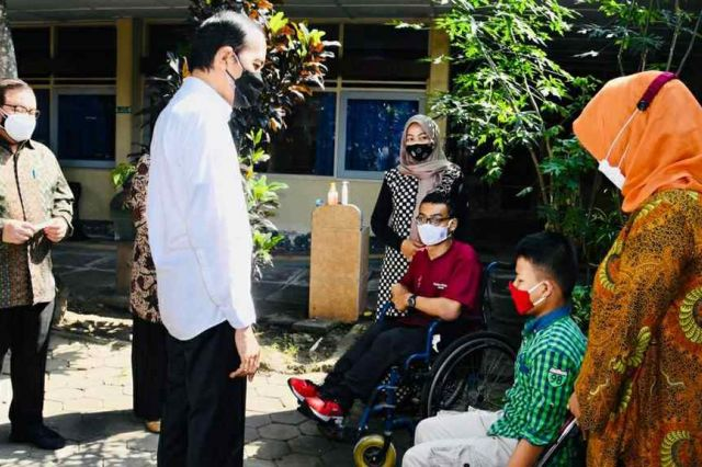 Presiden Jokowi Akan Memulai Proses Transisi dari Pandemi ke Endemi