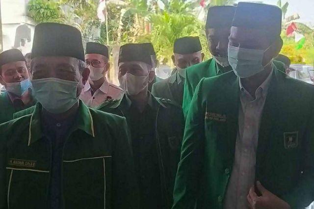 Mashuri Terpilih Jadi Ketua Dewan Syariah DPW PPP Jambi