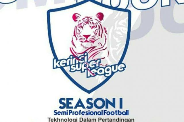 Kurang Satu Bulan, Kerinci Super League Season Pertama Bakal Segera Bergulir