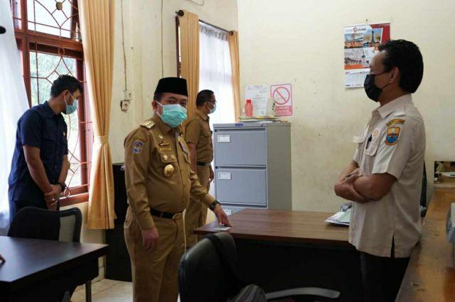 Sidak Samsat Batanghari, Gubernur Al Haris: Jangan Ada Lagi Pungli