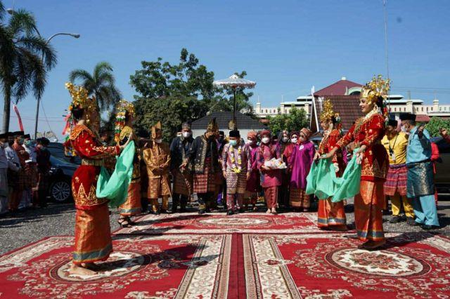 Wujudkan Jambi MANTAP, Gubernur Al Haris Berkomitmen Bersinergi dengan Perencanaan Pembangunan Kabupaten/Kota