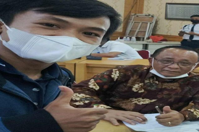 Temui Rektor UNJA, Partai PKM-U Siap Sinergi Wujudkan Renstra UNJA Smart 2020-2024