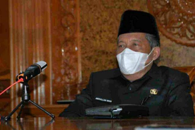 Lantik Pejabat Eselon III dan IV, Wagub Abdullah Sani: Terus Tingkatkan Kompetensi dan Kualitas