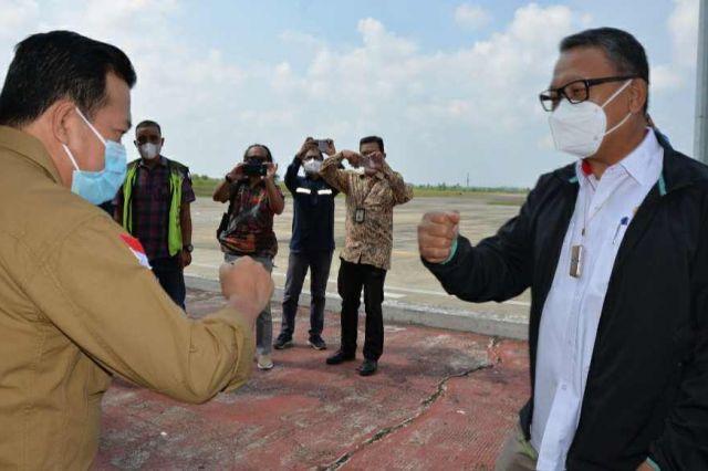 Gubernur Al Haris Tegaskan Komitmen Atasi Illegal Drilling