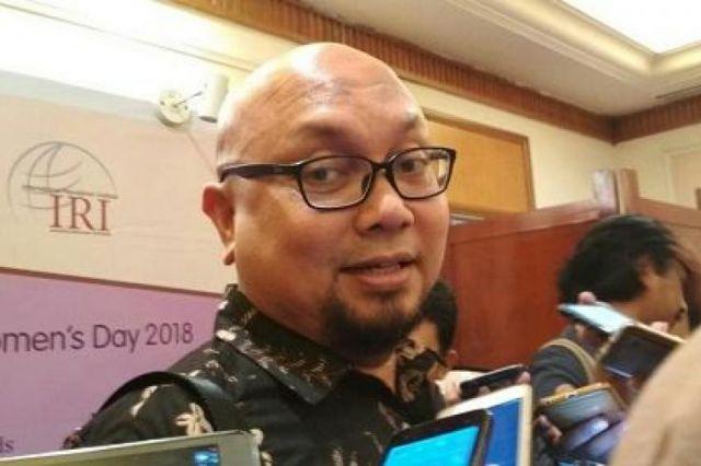 Ilham Saputra Ditunjuk Menjadi Plt Ketua KPU RI Menggantikan Arief Budiman