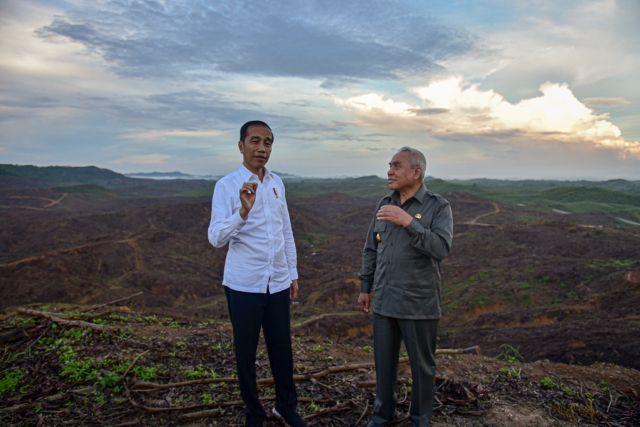 Ibu Kota Baru Dijanjikan Jokowi Bebas Banjir dan Macet