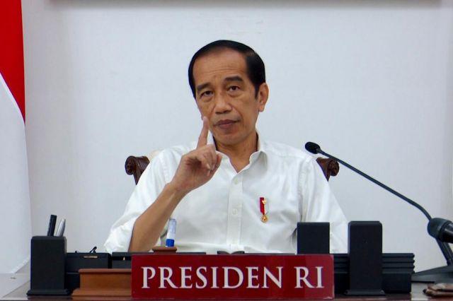 Masa Pemberlakuan PPKM, Presiden Jokowi: Aparat Harus Tegas dan Santun
