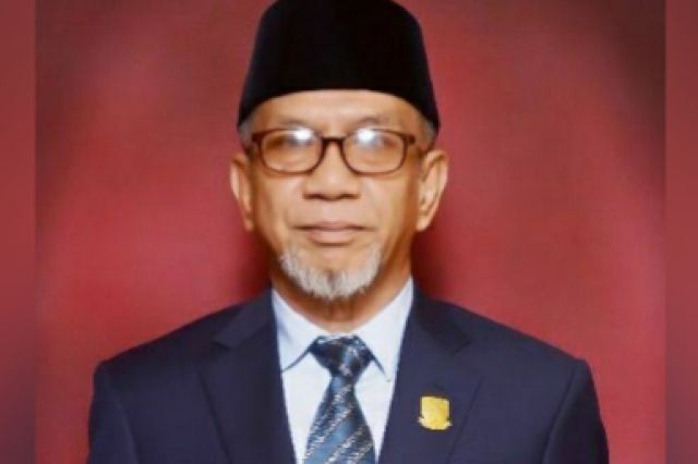 DPP PAN Tunjuk Rusli Kamal Siregar Sebagai Ketua Formatur PAN Kota Jambi