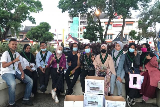 Kohati Korkom UNJA Galang Dana Peduli Korban Bencana Alam NTT dan NTB