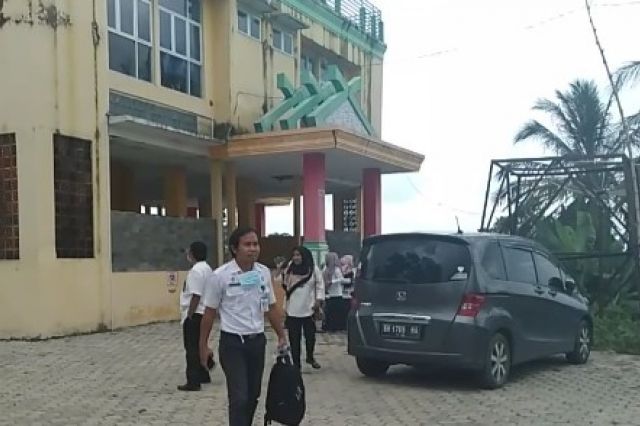 Gempa Bengkulu Terasa di Merangin, Pegawai Kominfo Berhamburan