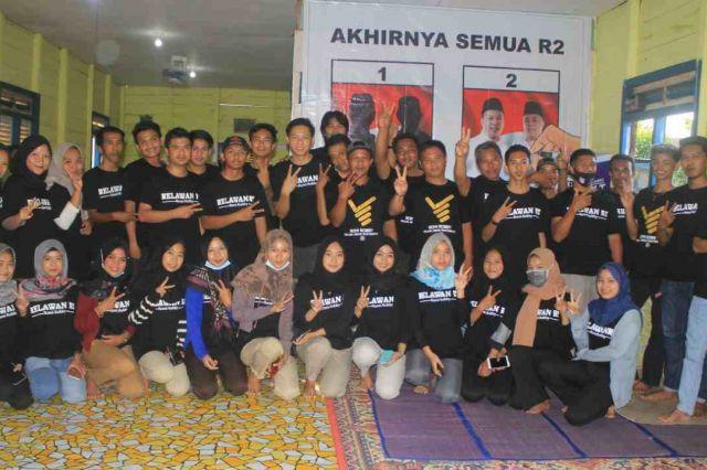 Relawan R2 Teluk Majelis Makin Solid Menangkan Romi-Robby di Pilbup Tanjab Timur