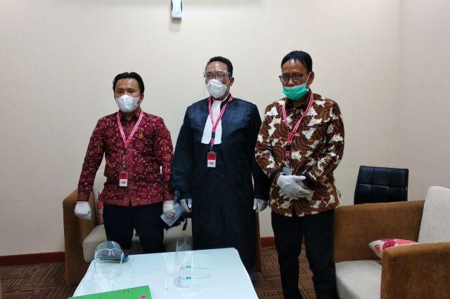 Gugatan Pilgub Jambi di MK, Pengacara: KPU Bekerja Sesuai PKPU