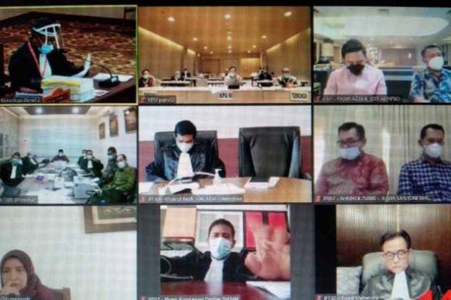 Kuasa Hukum Al Haris-Sani: Pemohon Lupa Pihak Terkait Bukan Incumbent, Tak Bisa Lakukan TSM