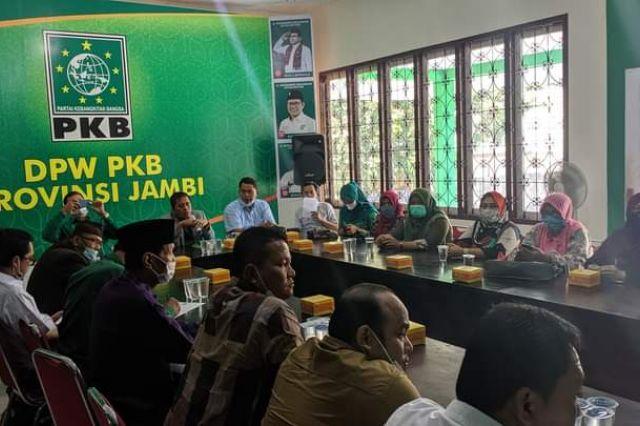 Digelar Maret, Muscab Serentak PKB Se-Provinsi Jambi Dibagi Tiga Zona
