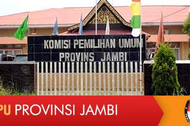 Mencla-Mencle KPU Jambi, PSU Tak Jelas Kapan Dilaksanakan