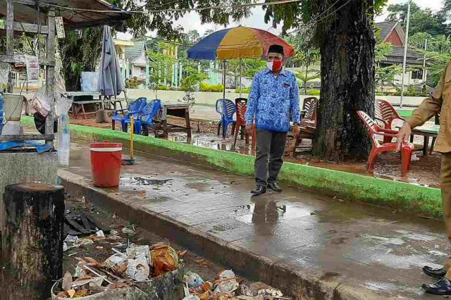 Warning PKL, Mashuri Beri Waktu Tiga Hari