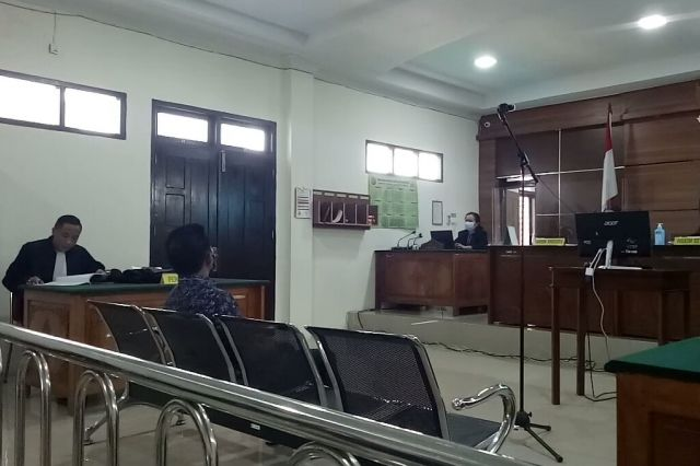Kasus Perusakan Hutan, Syamsu Rizal Dituntut 3 Tahun 4 Bulan Penjara dan Denda Rp 1 Miliar