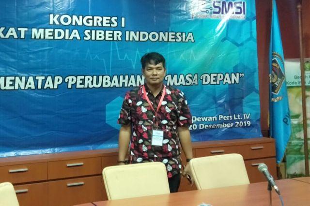 Kutuk Keras Pengeroyokan 2 Wartawan di Bungo, SMSI Provinsi Jambi Keluarkan 4 Pernyataan Sikap