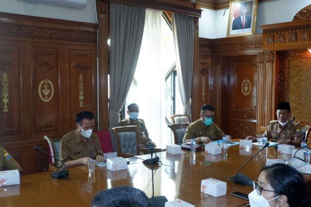 Wagub Abdullah Sani: BPK Rekan Kerja, Butuh Data Transparan