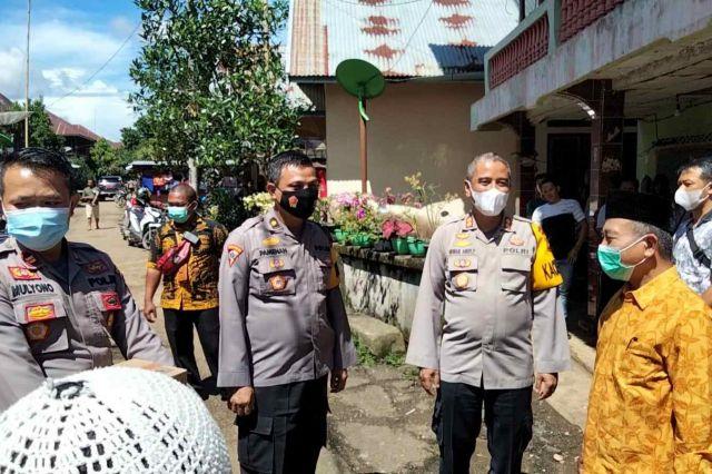Dibantu Gubernur Al Haris, Desa Air Batu Segera Teraliri Sinyal