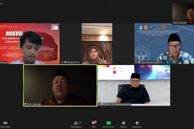 KAMMI Kota Jambi Gelar Diskusi Publik Tantangan Kepemimpinan Daerah dan Masa Depan Indonesia