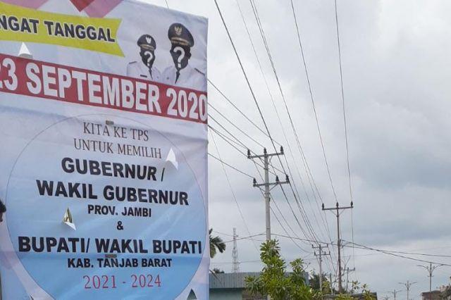 Kaban Kesbangpol Tanjabbar Ajak Semua Pihak Sukseskan Pilkada Serentak Tahun 2020